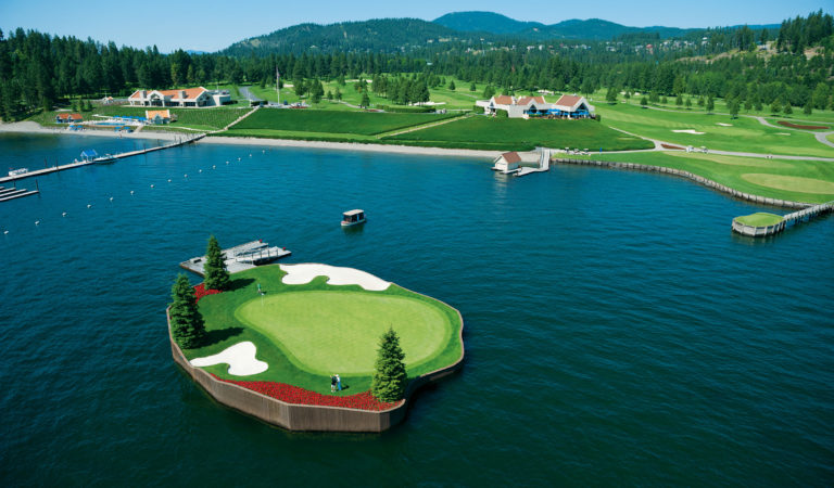 10 Most Unique Golf Courses in the World